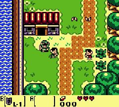 Mobile game Zelda: Link's Awakening - screenshots. Gameplay Zelda: Link's Awakening