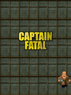 Download free mobile game: Captain Fatal 3D - download free games for mobile phone