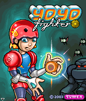 Download free mobile game: YoYo Fighter - download free games for mobile phone