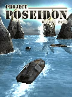 Download free mobile game: Project Poseidon - download free games for mobile phone