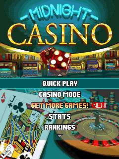 Mobile game Midnight Casino - screenshots. Gameplay Midnight Casino
