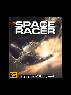 Download free mobile game: Space racer - download free games for mobile phone