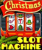 Download free mobile game: Slot Machine Christmas - download free games for mobile phone