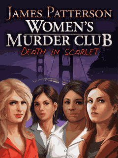 Download free mobile game: Women's murder club: Death in Scarlet - download free games for mobile phone