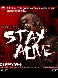 Mobile game Stay Alive - screenshots. Gameplay Stay Alive