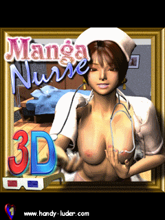Download free mobile game: Naughty Manga Nurse 3D - download free games for mobile phone