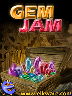 Mobile game Gem Jam - screenshots. Gameplay Gem Jam