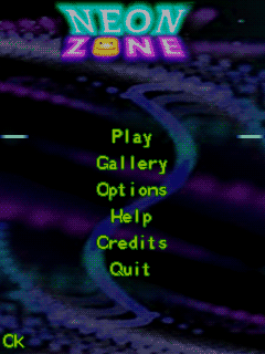 Download free mobile game: Neon Zone - download free games for mobile phone