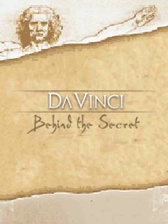 Download free mobile game: Da Vinci: Behind the Secret - download free games for mobile phone