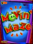 In addition to the free mobile game Movin' Maze for E63 download other Nokia E63 games for free.