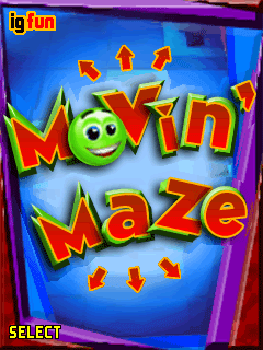 Download free mobile game: Movin' Maze - download free games for mobile phone