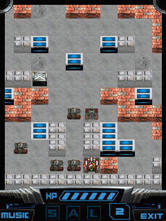 Mobile game Tank Generation - screenshots. Gameplay Tank Generation