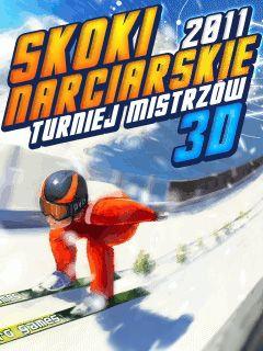 Mobile game Skoki Narciarskie 2011 Turniej Mistrzow 3D - screenshots. Gameplay Skoki Narciarskie 2011 Turniej Mistrzow 3D