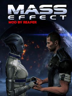 Mobile game Mass Effect MOD - screenshots. Gameplay Mass Effect MOD