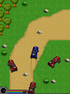 Mobile game Offroad racing - screenshots. Gameplay Offroad racing