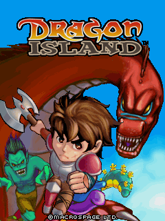 Mobile game Dragon Island - screenshots. Gameplay Dragon Island