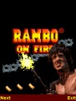 In addition to the  game for your phone, you can download Rambo On Fire for free.