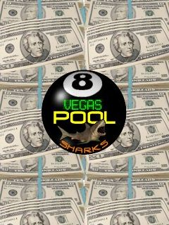 Download free mobile game: Vegas Pool Sharks - download free games for mobile phone