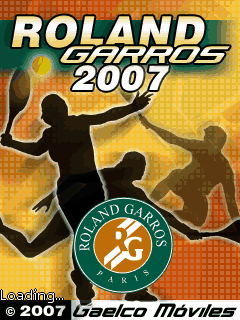 Download free mobile game: Roland Garros 2007 - download free games for mobile phone
