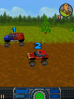 Mobile game 4 Wheel Xtreme - screenshots. Gameplay 4 Wheel Xtreme