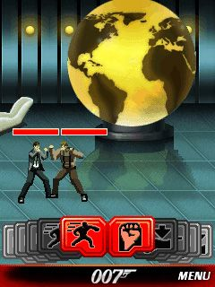 Mobile game James Bond Top Agent - screenshots. Gameplay James Bond Top Agent