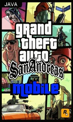 Mobile game GTA San Andreas mobile - screenshots. Gameplay GTA San Andreas mobile