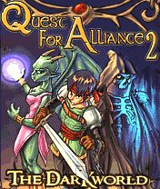Mobile game Quest For Alliance 2 The Dark World - screenshots. Gameplay Quest For Alliance 2 The Dark World