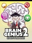 In addition to the  game for your phone, you can download Brain Genius 2 Deluxe for free.
