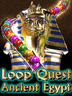 Mobile game Loop Quest: Ancient Egypt - screenshots. Gameplay Loop Quest: Ancient Egypt