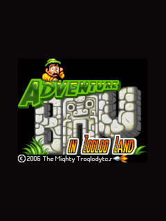 Download free mobile game: Adventure Boy In Zooloo Land - download free games for mobile phone