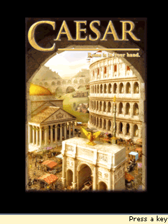 Download free mobile game: Caesar - download free games for mobile phone