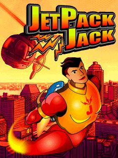Download free mobile game: JetPack Jack - download free games for mobile phone