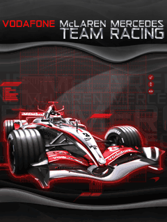 Download free mobile game: Mclaren Mercedes Team Racing - download free games for mobile phone
