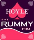 In addition to the  game for your phone, you can download Hoyle Rummy 4 in 1 Pro for free.
