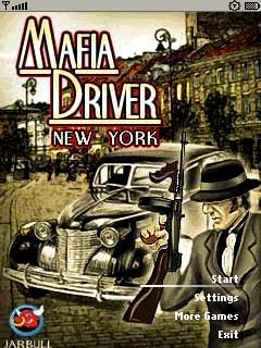 Download free mobile game: Mafia Driver: New York - download free games for mobile phone