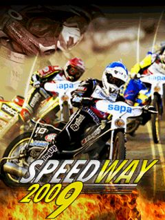 Download free mobile game: Speedway 2009 - download free games for mobile phone