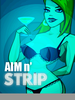 Download free mobile game: Aim n' Strip - download free games for mobile phone