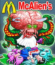 Download free mobile game: McAliens - download free games for mobile phone