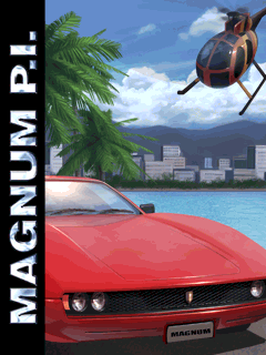 Download free mobile game: Magnum P.I. - download free games for mobile phone