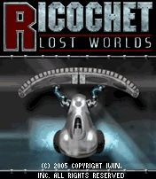 Download free mobile game: Ricochet Lost Worlds - download free games for mobile phone