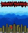 In addition to the  game for your phone, you can download Monkey Madness for free.