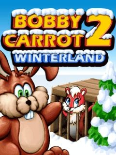 Mobile game Bobby Carrot 2 Winterland - screenshots. Gameplay Bobby Carrot 2 Winterland