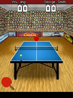 Mobile game Ping Pong Champion - screenshots. Gameplay Ping Pong Champion