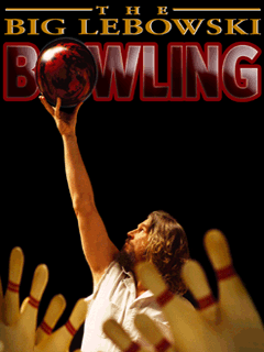 Download free mobile game: The Big Lebowski Bowling - download free games for mobile phone