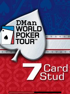game World Poker Tour 7 Card Stud - screenshots. Gameplay World Poker