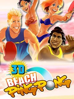 Download free mobile game: Beach Ping Pong 3D - download free games for mobile phone
