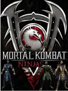 Mobile game Mortal Kombat Ninjas - screenshots. Gameplay Mortal Kombat Ninjas