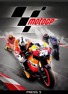 Download free mobile game: Moto GP 2012 - download free games for mobile phone