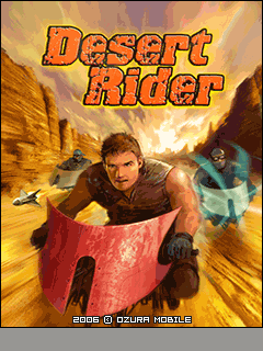 Download free mobile game: Desert Rider - download free games for mobile phone
