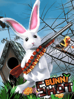 Download free mobile game: Bunny Shot - download free games for mobile phone